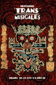 Affiche Trans Musicales 1995 - lien vers la page de l'édition