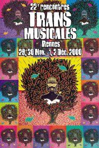 Affiche Trans Musicales 2000 - lien vers la page de l'édition