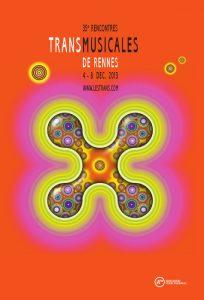 Affiche Trans Musicales 2013 - lien vers la page de l'édition